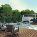 Les démarches dans l'aménagement d'une magnifique terrasse