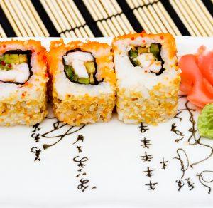 Paris sushi