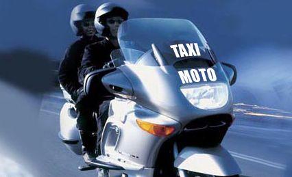 Moto taxi à paris et en iles de france