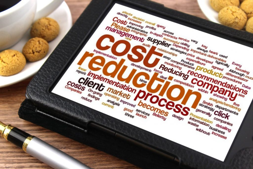 reduction cost