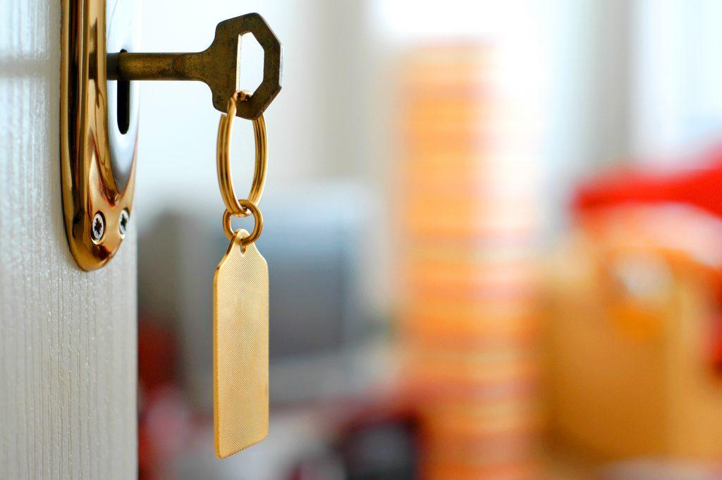 Installer une serrure de porte