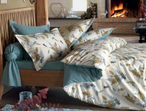 linge-de-lit-sous-bois