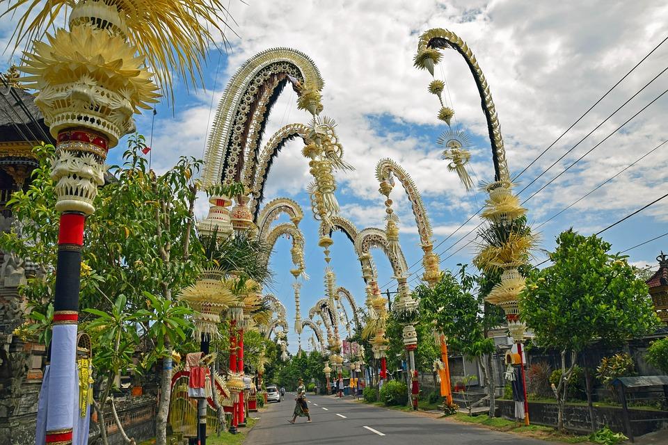 Un séjour dépaysant en Indonésie ?