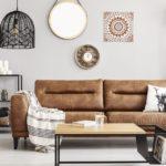 Les avantages de choisir un canapé en cuir